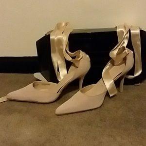 Colin Stuart high heel ballerina
